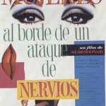 Femmes au bord de la crise de nerf_affiche espagnole