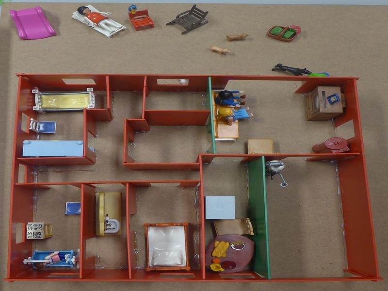 Rapsodel » Classe De 5Ème 1-2 : Réaliser La Maquette D'Une Maison